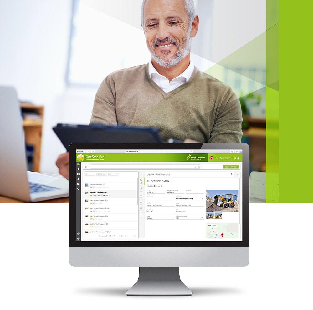 OneStop Pro Base Datenbank Flottenmanagement 13.09.