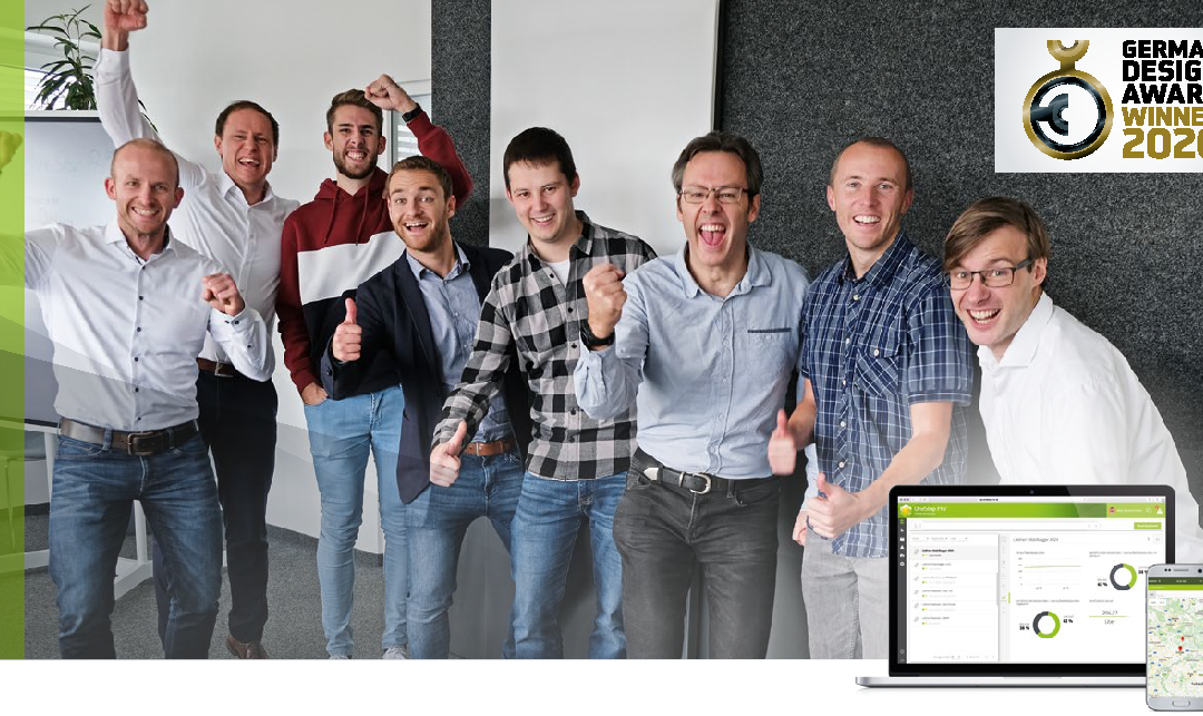 OneStop Pro gewinnt den German Design Award 2020