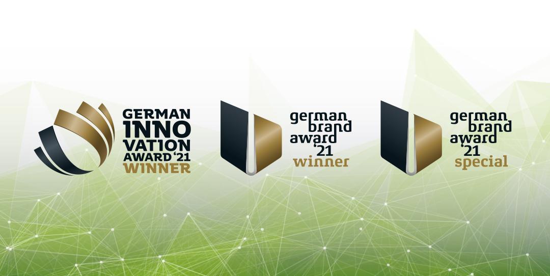 Header German Brand und Innovation Award